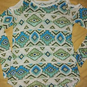 Girls Justice sweater size 18